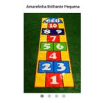 Amarelinha Colorida - Bandermás - BANDERMAS
