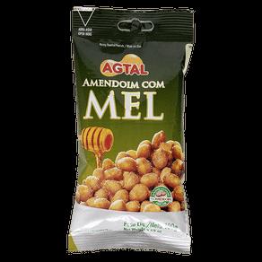 Amendoim Agtal com Mel 100g