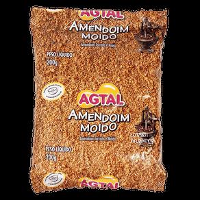 Amendoim Agtal Moído 200g