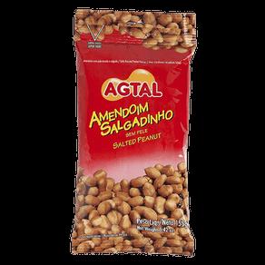 Amendoim Agtal Salgadinho 155g