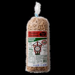 Amendoim Alemão Torrado Sem Sal 500g