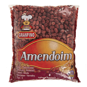 Amendoim Granfino 500g