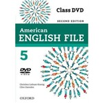 American English File 5 - Class DVD - Second Edition