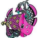 Amigami Figura Grande Elefante - Mattel