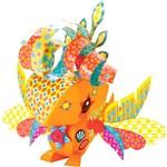 Amigami Figuras Tucano e Casinha - Mattel