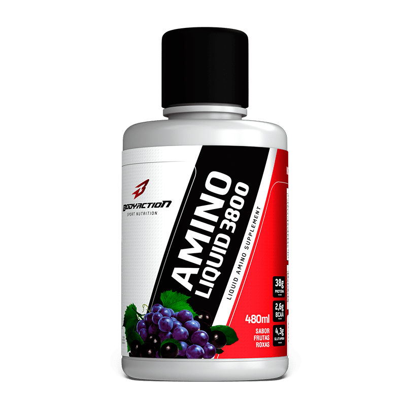 Amino 38000 (480ml) Body Action