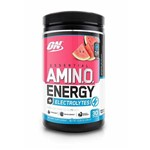 Amino Energy + Electrolytes On Optimum Nutrition 30 Doses - Sabor Melancia