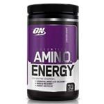 Amino Energy On 270g - Optimum Nutrition 30 Doses - Sabor Uva