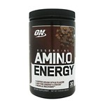 Amino Energy On Optimum Nutrition 30 Doses - Capuccino Café