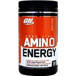 Amino Energy On Optimum Nutrition 30 Doses - Sabor Laranja