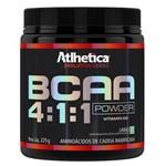 Aminoácido Bcaa 4:1:1 Powder - Atlhetica - 225g