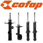 Amortecedor Corolla - Kit 4 Amortecedores Corolla de 2009 a 2014 - Cofap