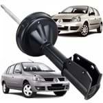 Amortecedor Dianteiro Nakata Pressurizado Renault Clio 1.0 Hatch e Sedan 2000 Até 2011