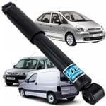 Amortecedor Traseiro Nakata Pressurizado Peugeot Partner 98 Até 2018 Citroen Berlingo 98 Até 2014 e Xsara Picasso 2001 Até 2012