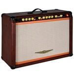 Amplificador Combo Guitarra 220w Oneal Ocg 1220 Marrom