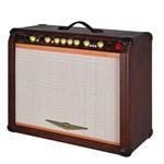 Amplificador Combo Guitarra 15 Pol 220W Oneal OCG 1501 (Marrom)