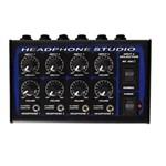 Amplificador de Headphone Power Click Mx 4x4 com Fonte