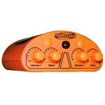 Amplificador Power Click Color Line Orange para Fones de Ouvido