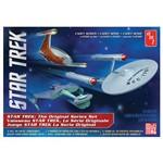 Amt 763 Star Trek Cadet Séries (3 Ship ) Snap 1:2500