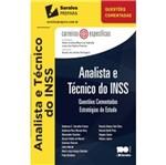 Analista e Tecnico do Inss - Saraiva