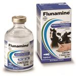 Ananlgésico e Anti-inflamatório Bayer Flunamine para Equinos, Bovinos e Suínos 10ml
