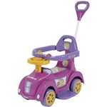 Andador Baby Car Rosa - Biemme