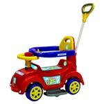 Andador Baby Car Vermelho - Biemme