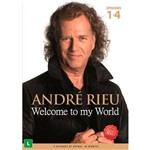 André Rieu - Welcome To My World - Episodes 1-4 - DVD