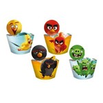 Angry Birds Filme Wrapper Cupcake C/12 - Regina