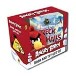 Angry Birds - Wreck The Halls Book With Toy