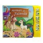Animais da Fazenda - Col. Mundo dos Animais com Sons