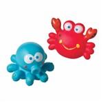 Kit Brinquedos Animais do Mar no Banho - Girotondo