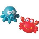 Animais do Mar no Banho - Girotondo Baby