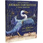 Animais Fantásticos e Onde Habitam ¿ Edição Ilustrada - 1ª Ed.