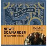 Animais Fantasticos e Onde Habitam - Newt Scamander - Galera