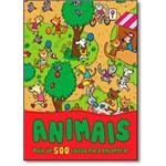 Animais: Mais de 500 Coisas para Encontrar