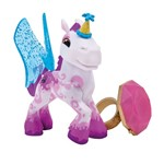 Animal Jam Amigos Iluminados com Anel Cavalo Mágico - Fun Divirta-se
