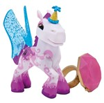 Animal Jam - Animais Iluminados com Acessórios - Magic Horse - Fun