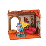 Animal Jam Playset Small House Den - Fun Divirta-se