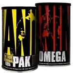 Animal Pak 30 Pks + Animal Omega