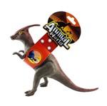 Animal World Dinossauro com Som 25 Cm - Papasaurolphus - Buba