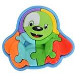 Animalpuzzle 3d Cachorro