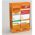 Anthelius Airlicium Fps30 50g + Anthelius Fluide Fps30 125ml
