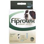 Anti Pulgas e Carrapatos Ceva Fiprolex Drop Spot de 4,02 Ml - Cães Acima de 41 Kg