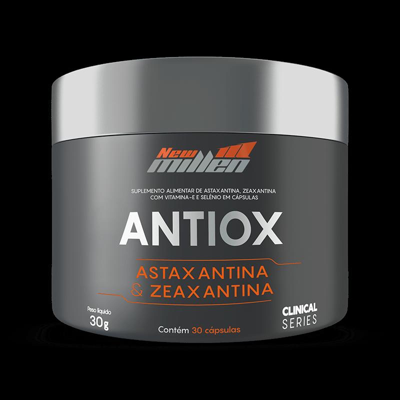 Antiox (30 Caps) - New Millen