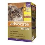 Antipulgas Advocate Combo Gatos de 4kg a 8kg