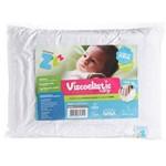 Antissufocante Infantil Visco Baby Percal (30x40cm) - Fibrasca - Cód: Z4791