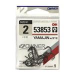 Anzol Owner Yamajin Maruseigo 53853 #02 - 9pç