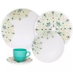 Aparelho de Jantar 30 Peças Lindy Hop - Oxford Porcelanas