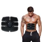Aparelho Eletroestimulador de Contração Muscular para Fortalecimento da Musculatura Abdominal para Homens e Mulheres